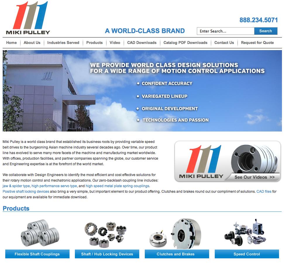 Miki web site