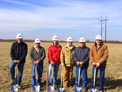 NGP Texas began construction in Feb 2014.