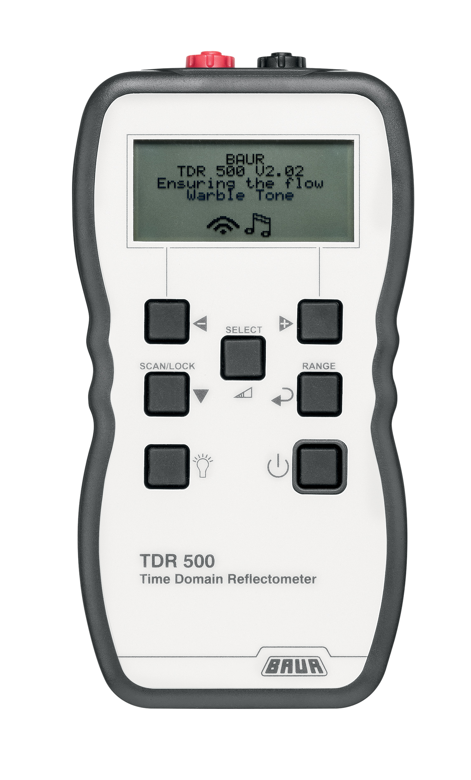 Time-domain reflectometer locates electrical faults in cables, from ...