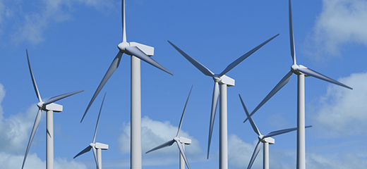 New York funding available to build and expand wind and solar farms.