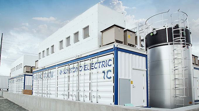 SDG&E and SEI unveil largest vanadium redox flow battery in the U S